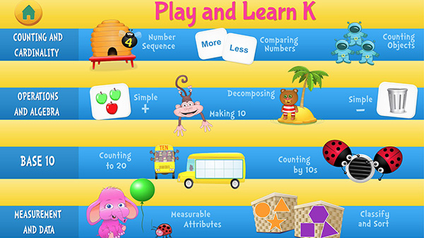 Mathseeds Play and Learn educational app
