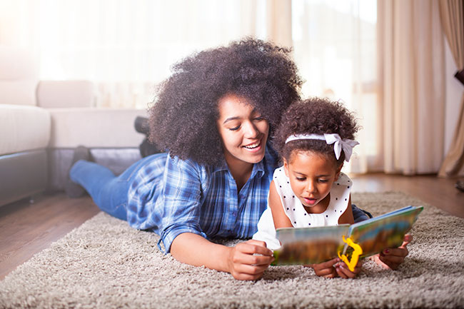 Helping Your Child Learn to Read – Guide for Ages 4-5 ...