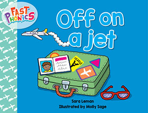 Off on a jet decodable book