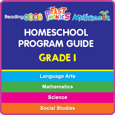 1st Grade Homeschool Guide PDF