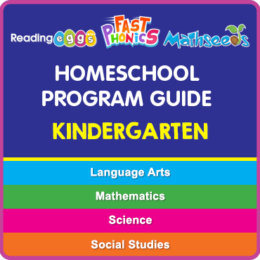 Kindergarten Homeschool Guide PDF