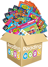 Reading Eggs Mega Book Pack deal
