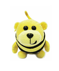 Beebeebear Reading Eggs critter puppet