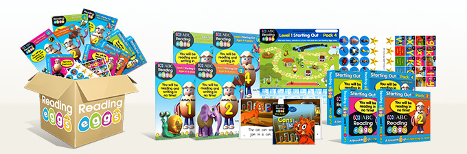 Pdf 6 book kids activity box