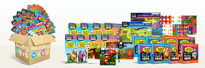 Learn to Read Books: Phonics & Reading Activity Books for Kids ...