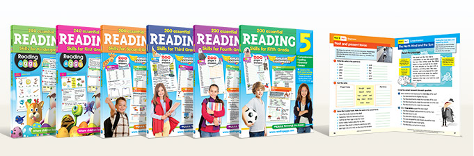 Learn to Read Reading Eggs and Reading Eggspress Workbooks