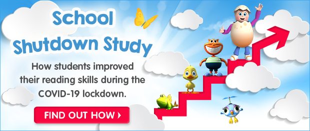 School Shutdown Study. How students improved their reading skills during covid-19 lockdown. Find out how.