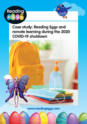 Case study: Reading Eggs and remote learning during the 2020 COVID-19 shutdown