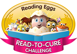 Reading Eggs Read-to-Cure Challenge