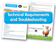 Reading Eggs Technical Requirements Guide
